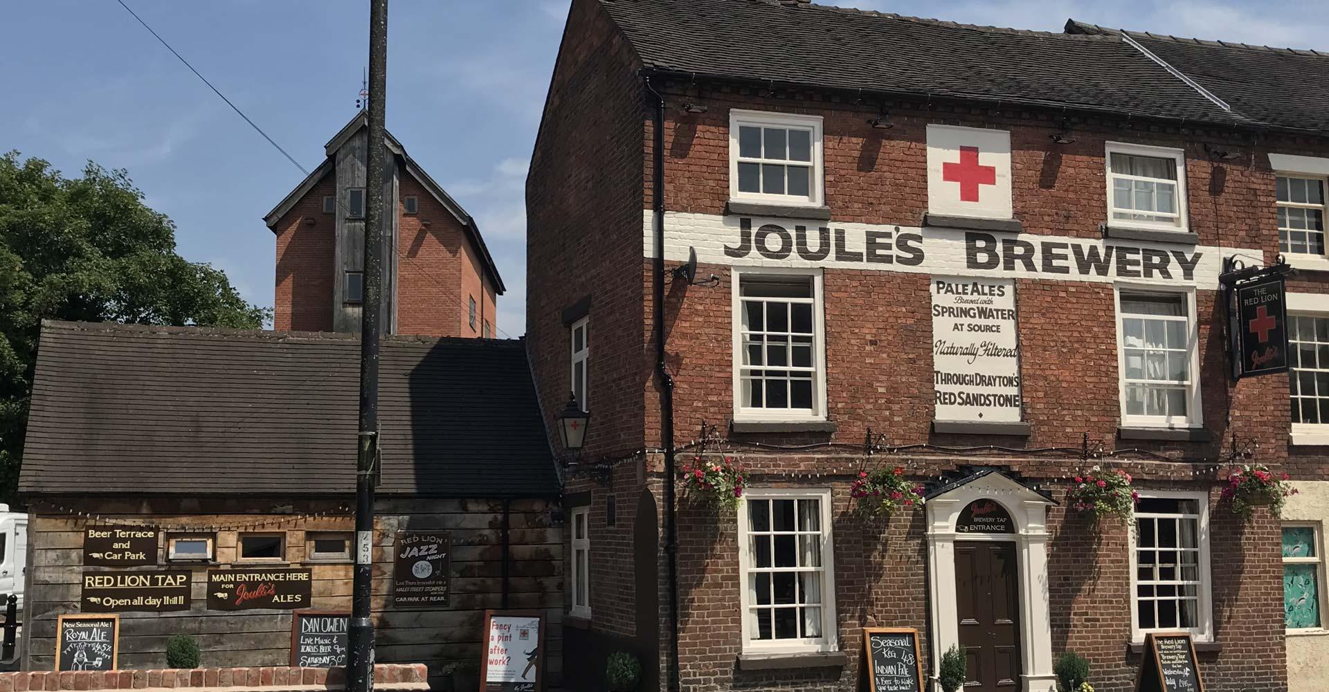 Joules Pub