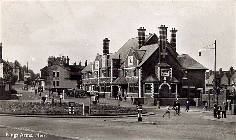 kings arms 1953